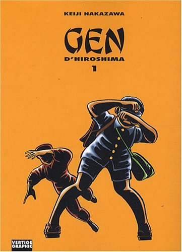 Gen d'Hiroshima - Poche Vol.1 par NAKAZAWA Keiji