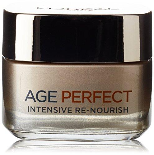 Preisvergleich Produktbild Age Perfect by L'Oreal Paris Intensive Re-Nourish Restoring Day Cream (Mature,  Dry Skin) 50ml (Cremes)