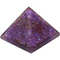 HARMONIZE Lepidolite Gemstone Orgon Pyramide Energie Generator Reiki Kristall Chakra preisvergleich bei billige-tabletten.eu