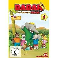 Babar und die Abenteuer von Badou, DVD 1