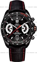 TAG Heuer CAV518B.FC6237 Grand Carrera - Reloj cronógrafo automático