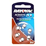 Varta Rayovac Acoustic Special 312...