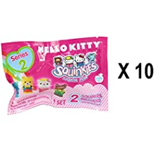 Squinkies Hello Kitty Series 2 Blind Party Bag Pack of 10