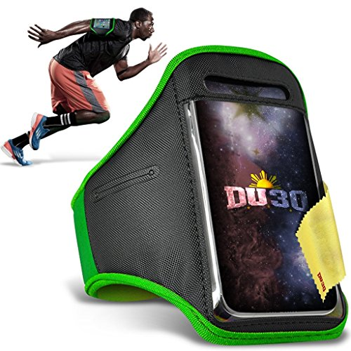 gigabyte-gsmart-guru-case-accessories-green-adjustable-water-resistant-sports-running-action-mobile-