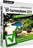 Creative 3D Gartenplaner 2011. CD-ROM für Windows für XP/Vista/Windows 7: Da gestaltet die ganze Familie mit: Intiutive Planung und fotorealistische Datstellung auf Ihrem PC