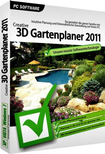 7 Windows Familie (Creative 3D Gartenplaner 2011. CD-ROM für Windows für XP/Vista/Windows 7: Da gestaltet die ganze Familie mit: Intiutive Planung und fotorealistische Datstellung auf Ihrem PC)