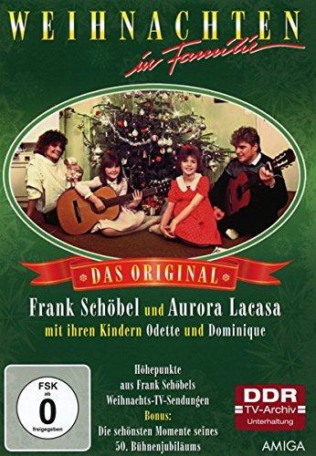 Frank Schöbel - Weihnachten in Familie: Die Original TV Show (DDR TV-Archiv)