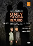 Only The Sound Remains [DVD]