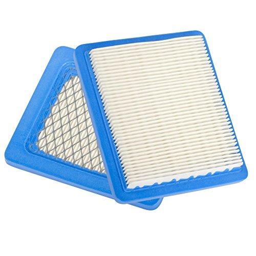 Beehive Filter Aftermarket 2Stück Luftfilter für Honda GC135GCV135GC160GCV160GC190GCV190GX100Motor 17211-zl8-023, # 17211-zl8-003& 17211-zl8-000