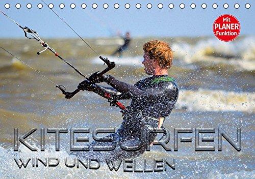 Kitesurfen - Wind und Wellen (Ti...