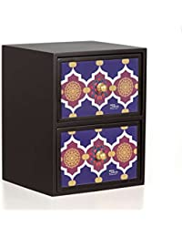 Geometric Pirouette Jewellery Chest Drawer