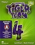 TIGER 4 Ab A Pk 2014 - 9780230475489