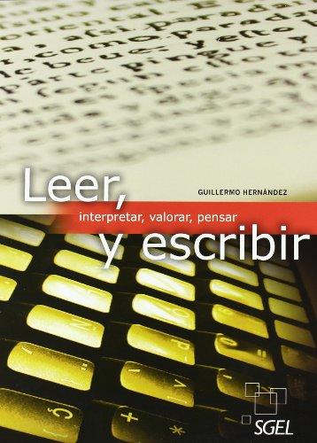 Lazarillo de Tormes: Interpretar, valorar, pensar (Cuadernas de Redaccion) - 9788497785945