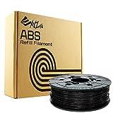 XYZ Printing 1.75 mm ABS Refill Filament - Black