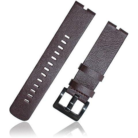 xiemin Acero Inoxidable, Correa Para Reloj especialmente diseñado para Motorola Moto 360SmartWatch