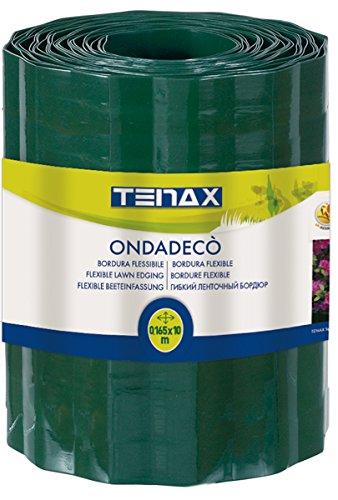 tenax-72239838-onda-deco-border-pvc-flessibile-ruffle-verde