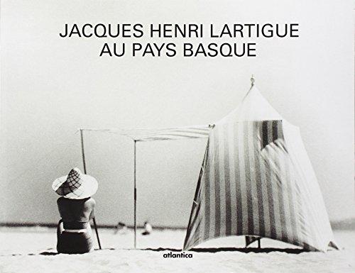 Jacques Henri Lartigue au Pays Basque par Olivier Ribeton