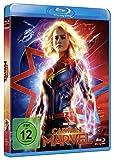 Captain Marvel [Blu-ray] - 1