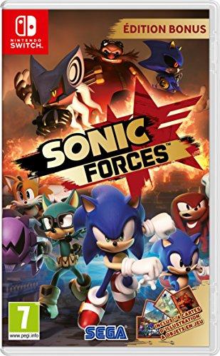 Sonic Forces Switch Bonus Édition