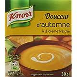 Knorr Soupe Douceur d'Automne à la Crème Fraîche 12 x 30 cl