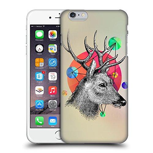 Ufficiale Mark Ashkenazi Cavallo Animali Cover Retro Rigida per Apple iPhone 6 / 6s Cervo