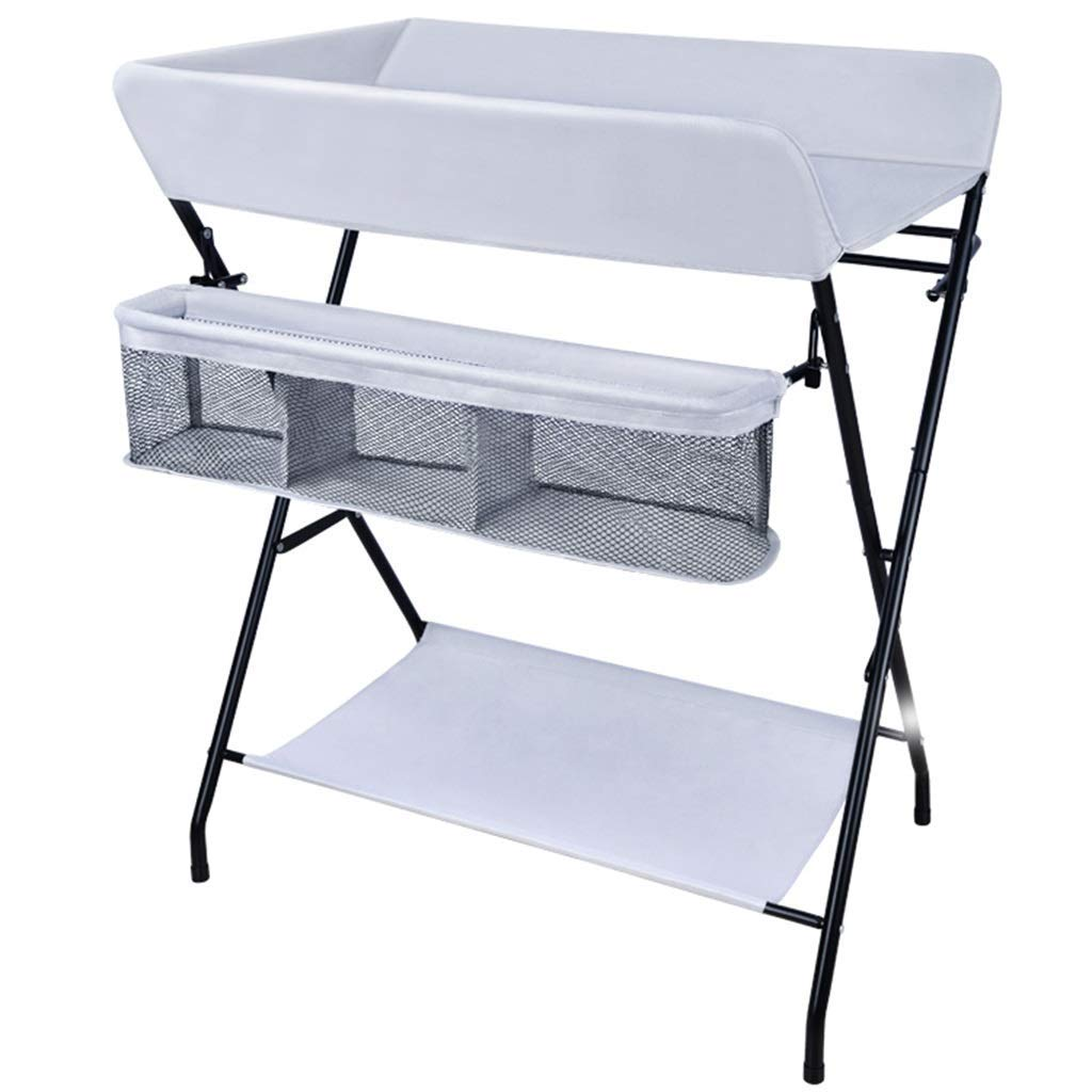 - Folding Baby Changing Table For Small Spaces, Portable Nursery