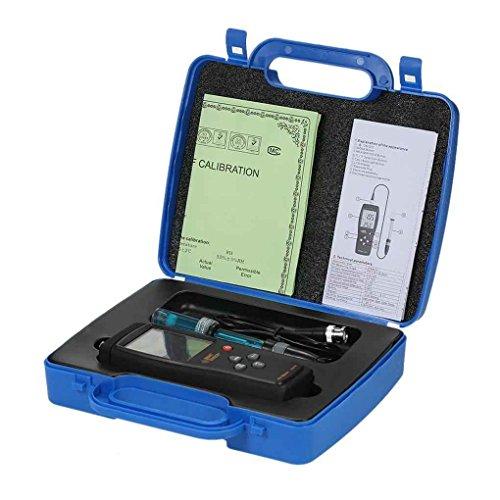 Yangge Yujum SMART Sensor AS218 Digital-Meter-0,00~14.00pH Feuchte-Messgerät Wasser Boden PH Acidität Tester -