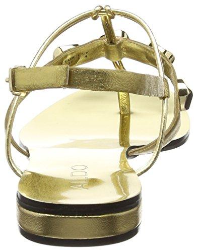 ALDO Yella, Sandales femme Or (Gold / 82)