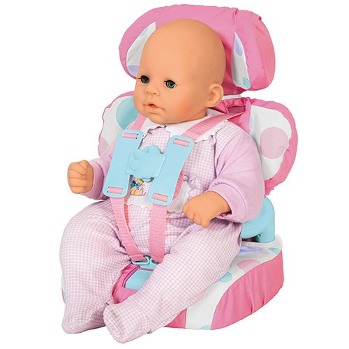 Casdon 710 Baby Huggles Dolls Car Boosterseat