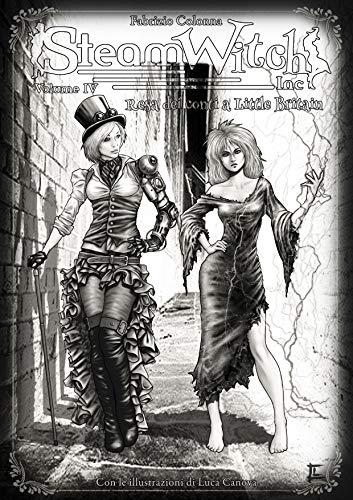 SteamWitch Inc.: Vol 04-Resa dei conti a