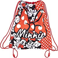 e1d112c7f0 Disney Original Minnie   Mickey Mouse Characters Children s Drawstring  Swimming Gym PE Training School Bag