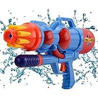 1x Wasserpistole XXL NEU Spritzpistole Pumpgun Strand Soaker Planschbecken Pool