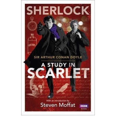 A Study in Scarlett (Sherlock Holmes 1)