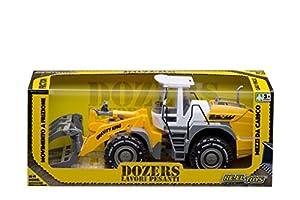 Reel Toys Reeltoys0087 - Modelo de vehículo de Trabajo con fricción