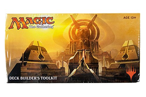 Magic the Gathering MTG-AKH-DBT-EN - Amonkhet Deckbuilder's Toolkit - englisch