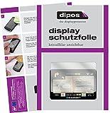 Blaupunkt TravelPilot 74 Truck Schutzfolie - 3x dipos Displayschutzfolie Folie klar
