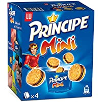 Principe Galleta Mini con Crema de Chocolate - 160 g