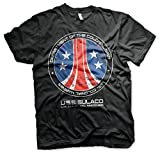 Alien Covenant Offiziell T-Shirt USS Sulaco Dept. of The Colonial Navy (XL, Schwarz)