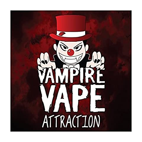Arôme Attraction 30ml - Vampire Vape - Sans tabac ni nicotine - Vente interdite au moins de 18 ans - Produit vendu à l