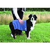 Trixie 2350 Top-Fix Handtuch für Hunde und Katzen
