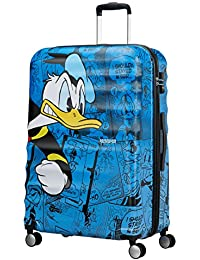 Disney Disney Wavebreaker - Spinner 77/28 Bagage cabine, 77 cm, 96 liters, Multicolore (Donald Duck)