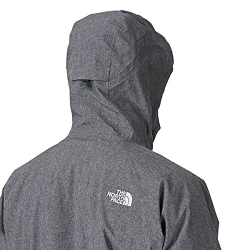 THE NORTH FACE Herren Jacke Thermoball Triclimate vanadis grey heather