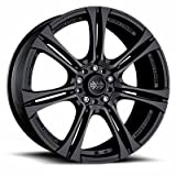 Momo Next Black Matt 6.5 x 15 ET25 4 x 108 cerchi in lega