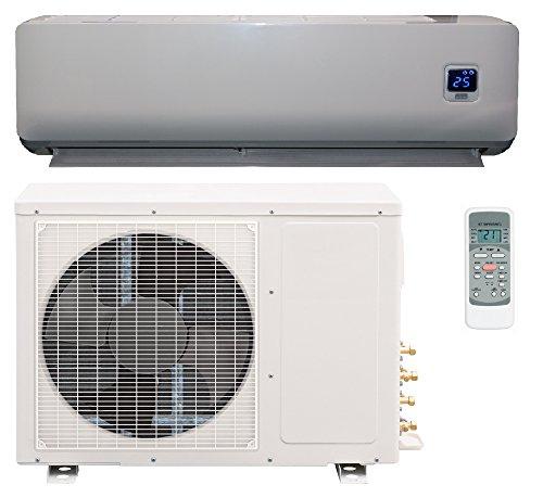 Comfee MS11M6-12HRFN1-QE Full-Inverter Split-Klimagerät mit Quick-Connector 12000 BTU inklusive Wärmepumpe, Raumgröße bis 40 m² , EEK: A++