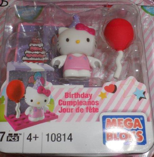 Details zu Hello Kitty mega bloks 7 Teile Birthday Sailor Koch Rainy Day Koch Geburtstag Regentag Matrose (Geburtstag)