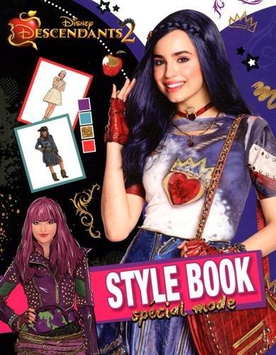Style book Descendants 2 spécial mode