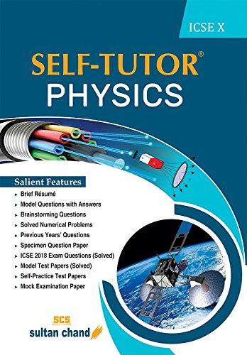 Physics Self-Tutor - ICSE X
