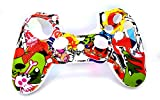 #5: New Latest Exclusive Ps4 Playstation 4 Controller Silicon Case Cover Grips