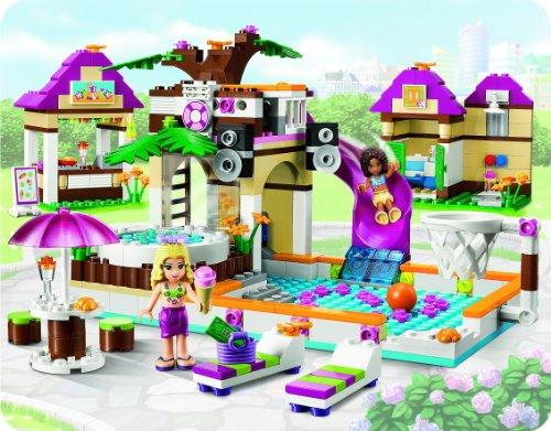 LEGO Friends - Playsets: La Piscina de Heartlake City (41008)