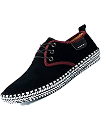 Amazon.fr   Noir - Chaussures bateau   Chaussures homme   Chaussures ... 5c2c5afd29fe